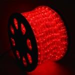 LEDロープライト40m巻レッド のコピー