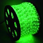 LEDロープライト40m巻グリーン のコピー