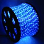 LEDロープライト40m巻ブルー のコピー
