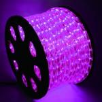 LEDロープライト40m巻ピンク のコピー