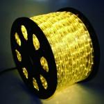 LEDロープライト40m巻ウォームホワイト のコピー