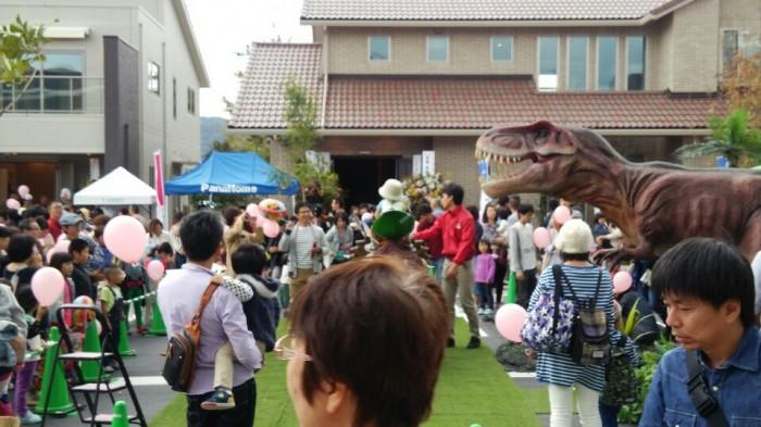 小倉住宅展示場8月-2