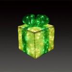 ギフトボックス-グリーン-小