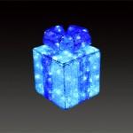 ギフトボックス-ブルー-小